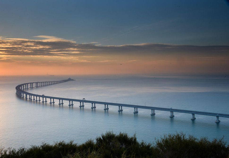 Hong Kong-Zhuhai-Macao Bridge To Start Operation